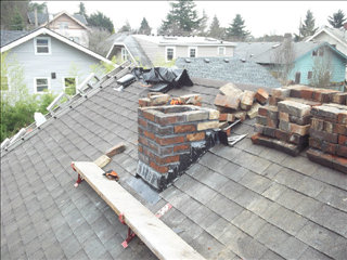 Chimney Repair Portland Oregon