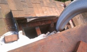 Chimney re-lining McMinnville, Yamhill County